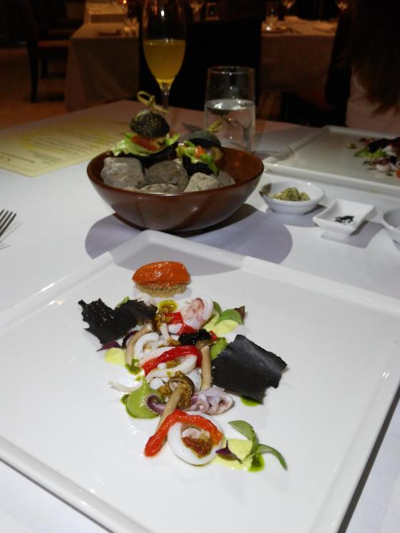 At Soleil Modern European Restaurant in Section 17, Petaling Jaya