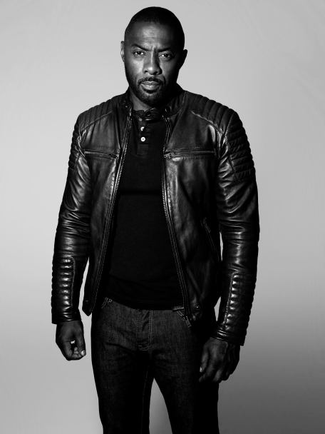Idris Elba Superdry