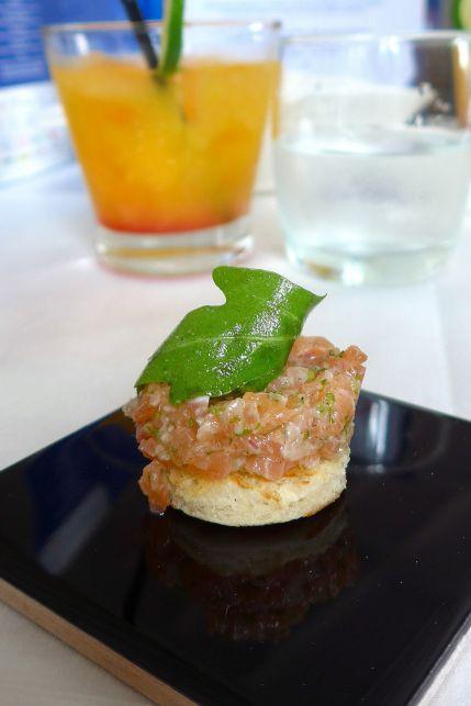 Amuse Bouche -Chef Delight
