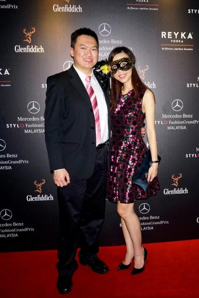 Mercedes-Benz STYLO Fashion Week 2015