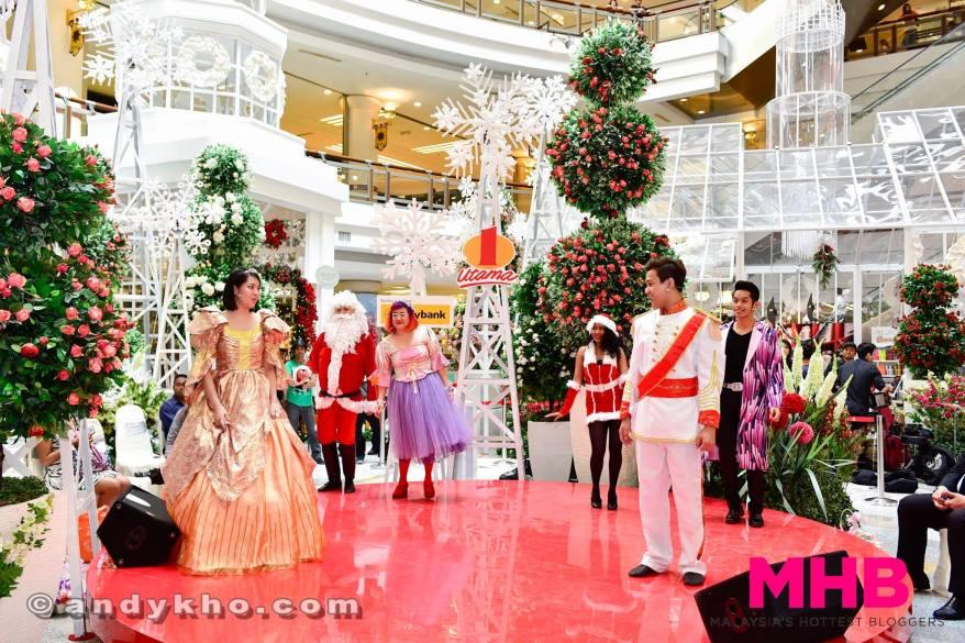 Special Christmas musical presentation