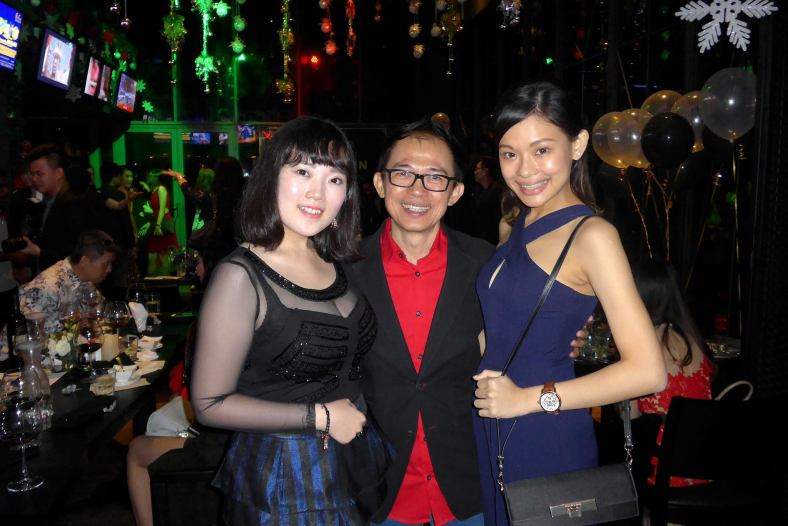 Shiro and Jocelyn with Dato Lewre