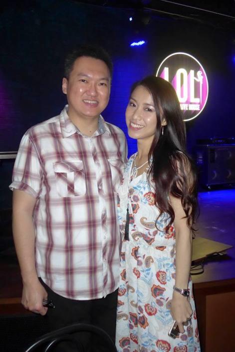 With Eva Lian