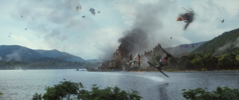 Star Wars: The Force Awakens. Image courtesy of Lucasfilm. All rights reserved. Any unauthorised copying or distribution is prohibited.