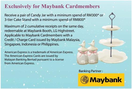 Maybank Promo