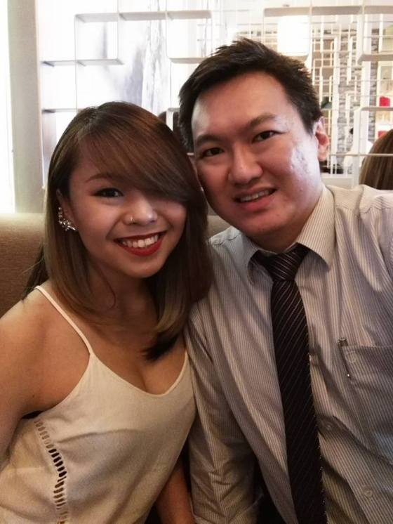 With MHB's Ashley Mah