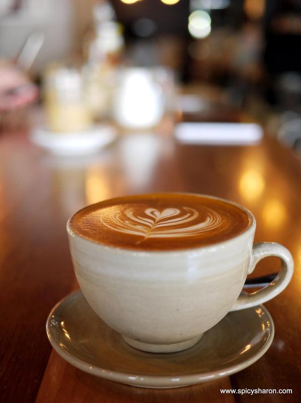 Gila Melaka Latte - RM11.00- Flingstone's signature latte with a touch of gula melaka