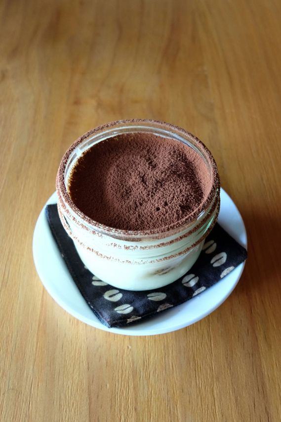 Tiramichu - RM12.00- Housemade Tiramisu