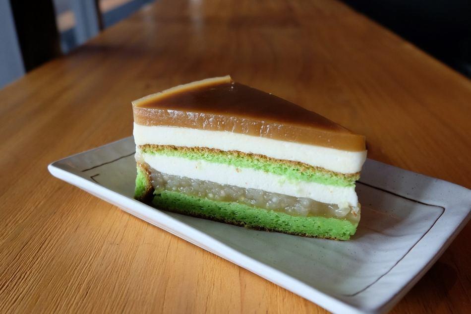One Night with Cendolman - RM12.00- Cendol Cake