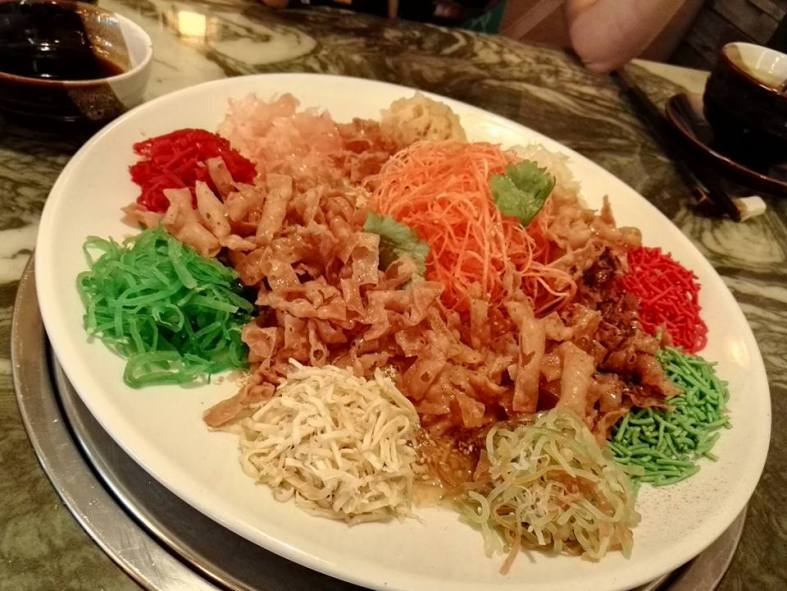 My third yee sang of the year