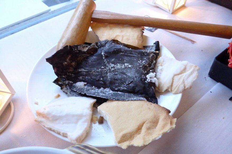 Salt Baked Tai Fish - RM 48