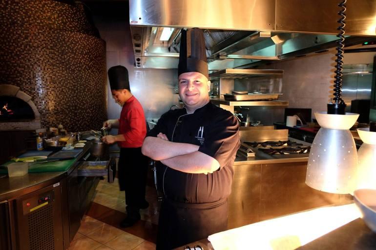 Chef Vincenzo Sirna