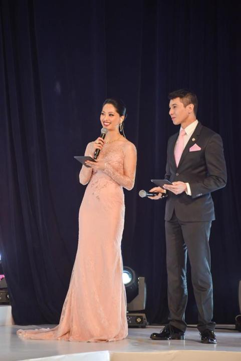 Hosts for the night were Sarah Lian and Will Quah. The event was also broadcast live on 8TV