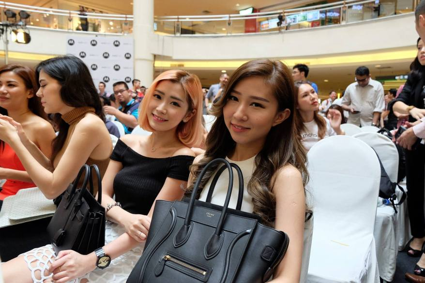 Popular Instagrammers Apple Tan and Simone