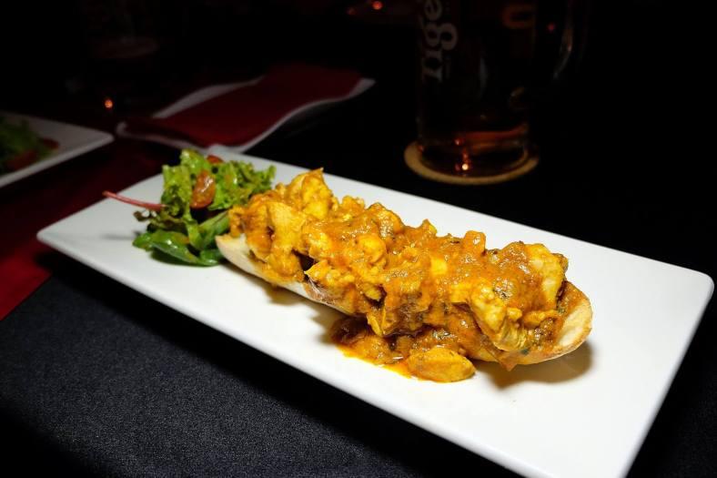 Tartines - New Dehli - Chicken cooked in rich butter gravy - RM27.00
