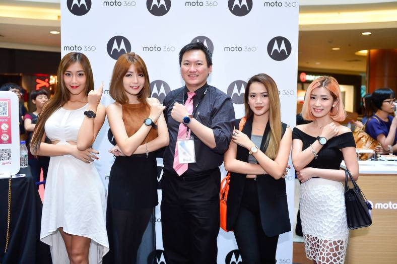 Malaysia's Hottest Bloggers also arranged for the social media influencers to attend the launch. Here I am with Leng Sean, Miko Wong, Stephanie Lim and Apple Tan.