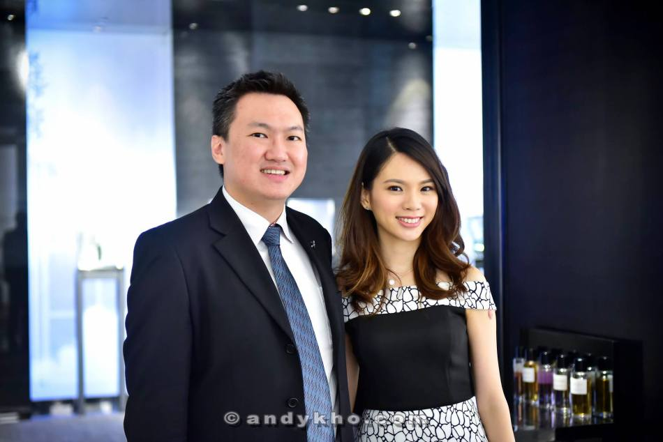 With Mei Sze who's also the founder and co-owner of the digital agency PersonEDGE