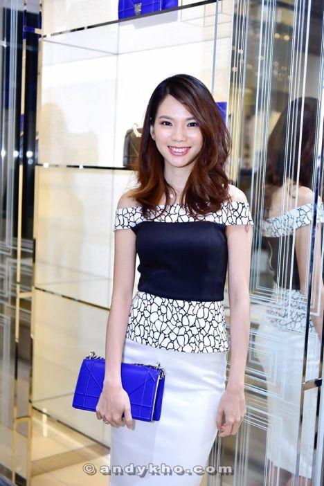 Dior Diorever cocktail Starhill Kuala Lumpur (12)