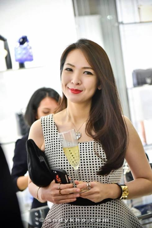 Dior Diorever cocktail Starhill Kuala Lumpur (14)