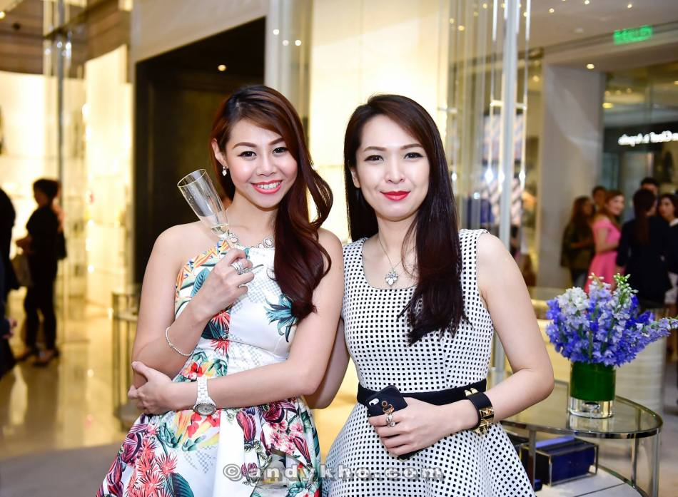 Ong Evonne and Denise Ang