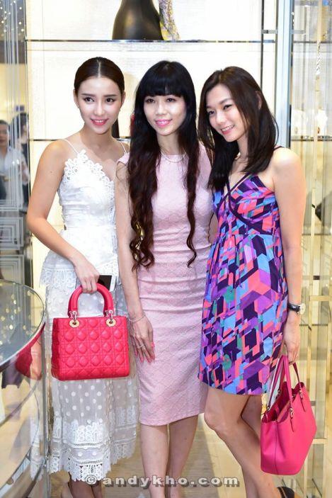 Dior Diorever cocktail Starhill Kuala Lumpur (22)