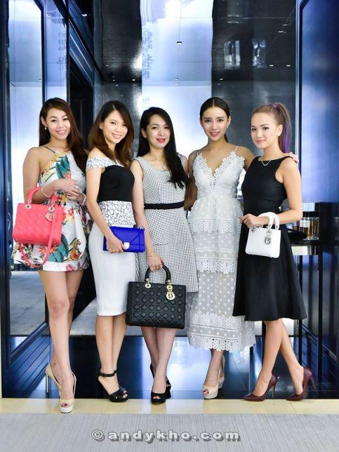 Dior Diorever cocktail Starhill Kuala Lumpur (2)
