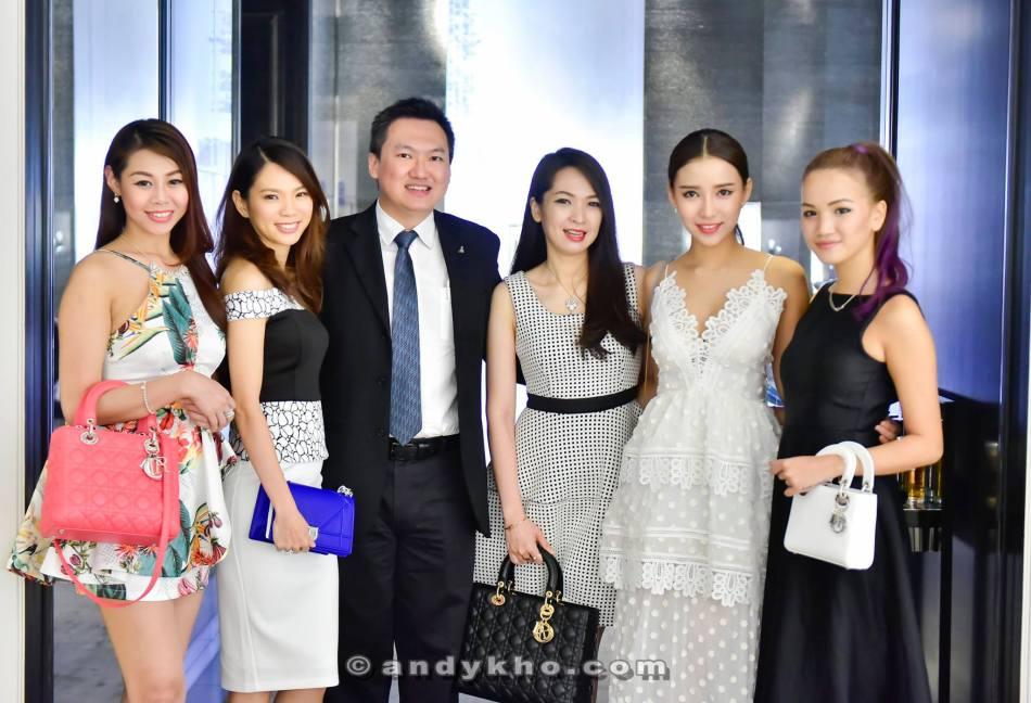 Venice Min Choo Mei Sze Stephanie Lim Dior Diorever cocktail Starhill Kuala Lumpur (3)