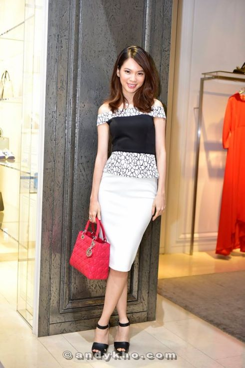 Choo Mei Sze Dior Diorever cocktail Starhill Kuala Lumpur (5)