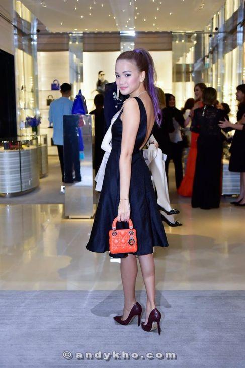 Dior Diorever cocktail Starhill Kuala Lumpur (6)