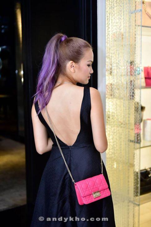 Dior Diorever cocktail Starhill Kuala Lumpur (9)