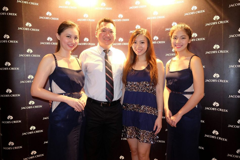 With Rachel and the beautiful brand ambassadors