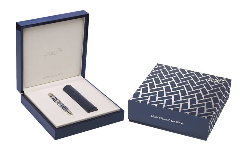 Montblanc BMW Centennial Fountain Pen (1)
