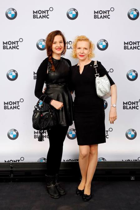 Princess Leonille & actress Sunnyi Melles