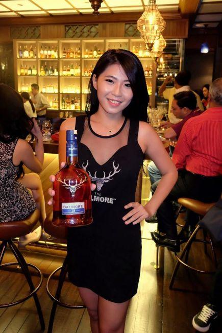 The Dalmore single malt whisky (2)