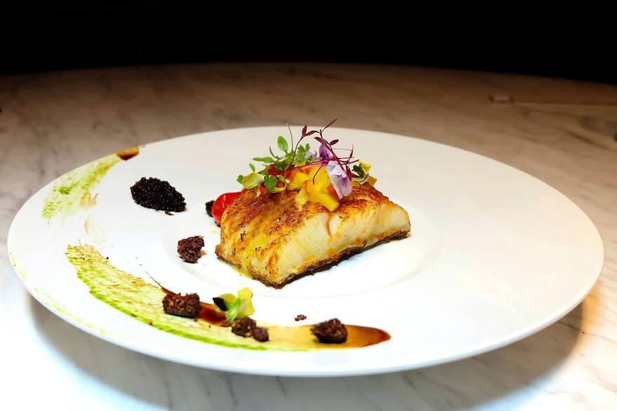 Cod Fish alla Savini