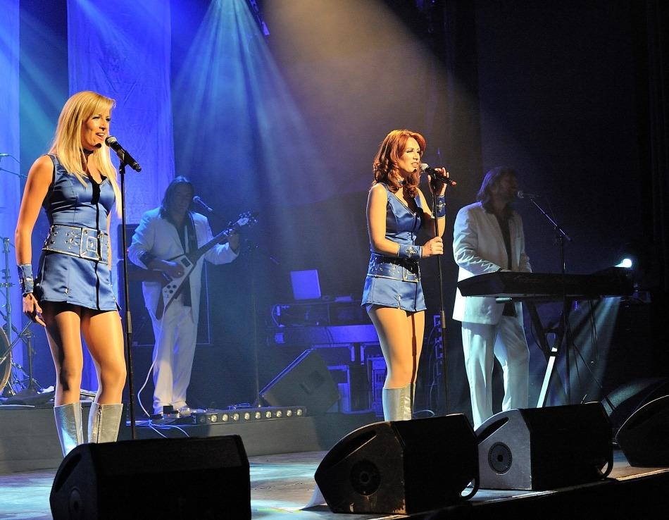 ABBA Live in Kuala Lumpur 2016