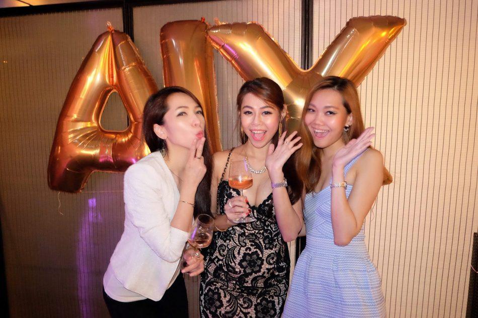 AIX Rose Wine Tasting Skybar Traders Hotel (3)
