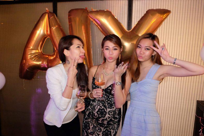 AIX Rose Wine Tasting Skybar Traders Hotel (5)