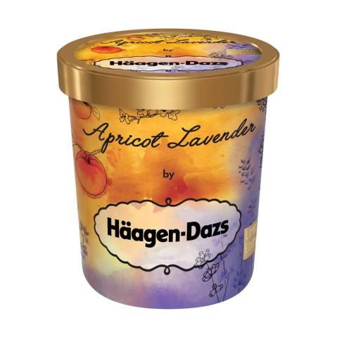 Haagen Daz Apricot Lavender