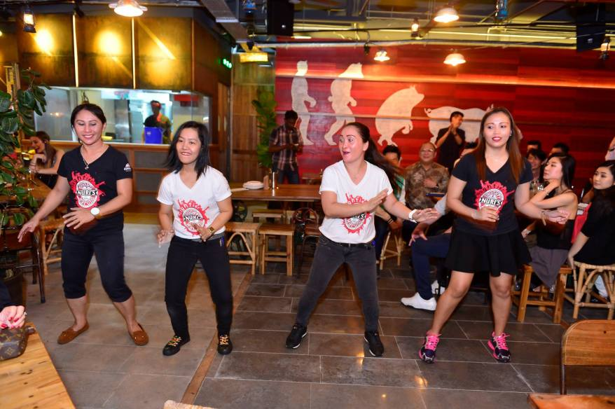 Each night there will also be a dance presentation by the staff of Naughty Nuri's