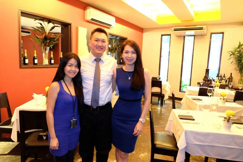 With Denise, and Jolene from Nero Group