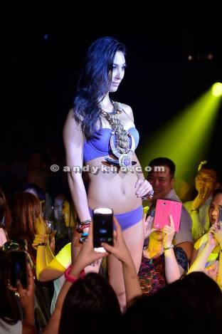 XIXILI Lingerie Fashion Show 2016 (1)