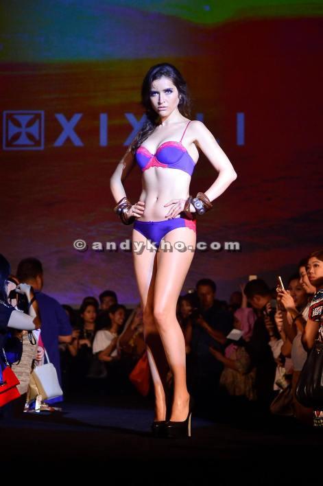 XIXILI Lingerie Fashion Show 2016 (5)