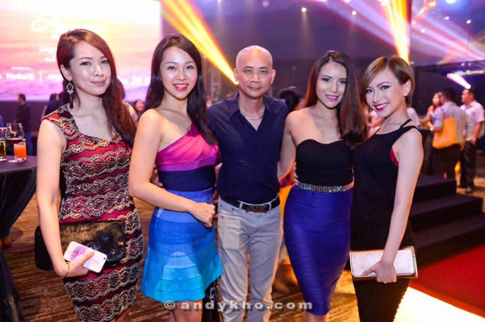 The photos were shot by Malaysia's Hottest Bloggers' official photographer Andy Kho