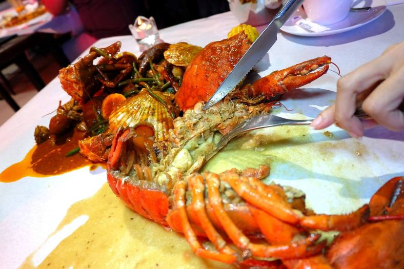 We also had a Red Lobster which was on promo and going for only RM110.00