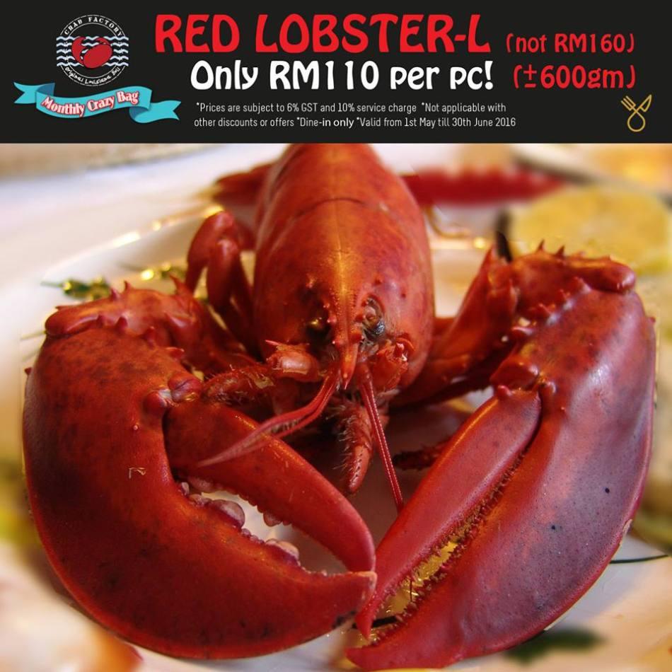 Brolly Crab Factory Menara Felda Kuala Lumpur (24)