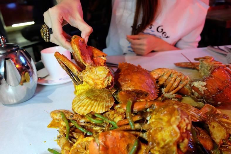 Brolly Crab Factory Menara Felda Kuala Lumpur (7)