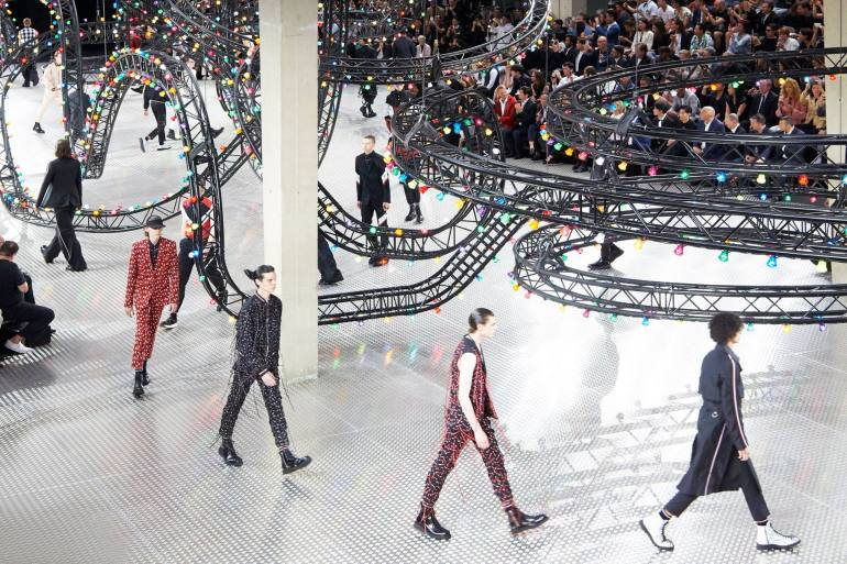 Dior Homme Summer 2017 Collection (2)
