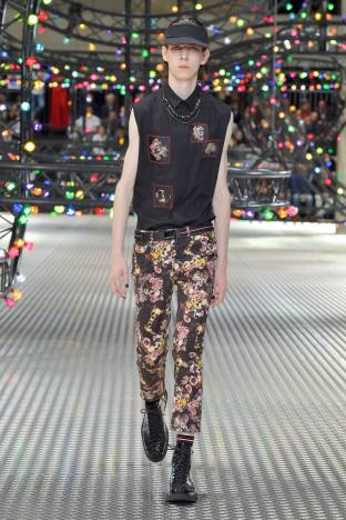 Dior Homme Summer 2017 Collection (46)