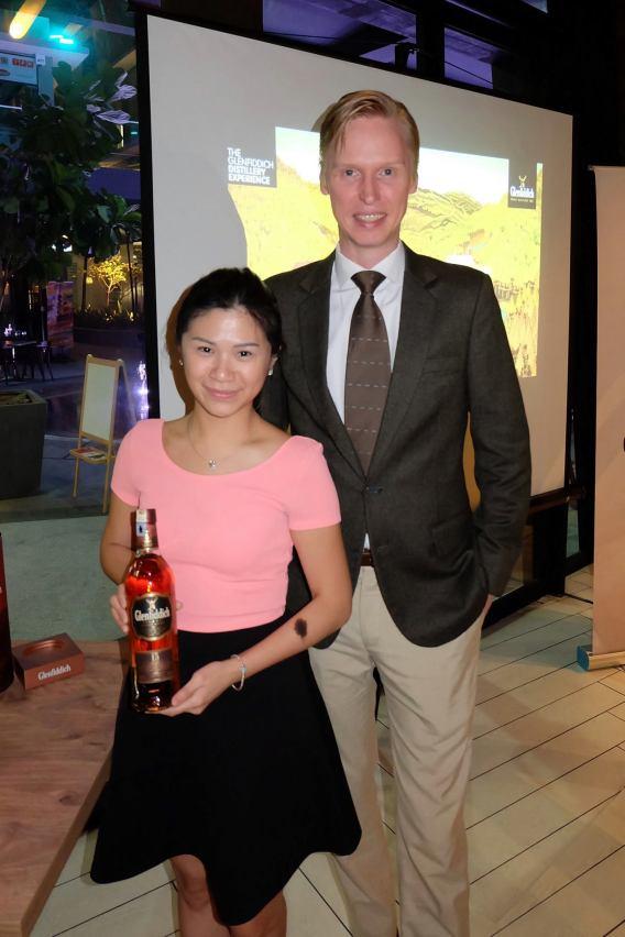 Elaine with Matthew